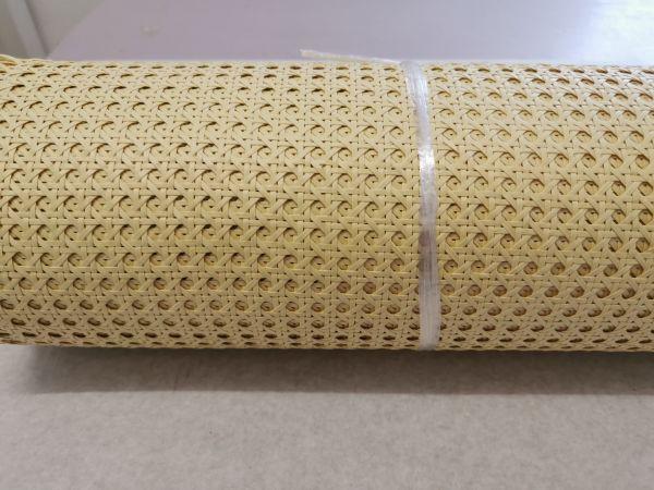 lieferbar ab KW 18 rattan-fitalia Papiergewebe, Wiener Geflecht, Wabengeflecht, Breite 45 cm;