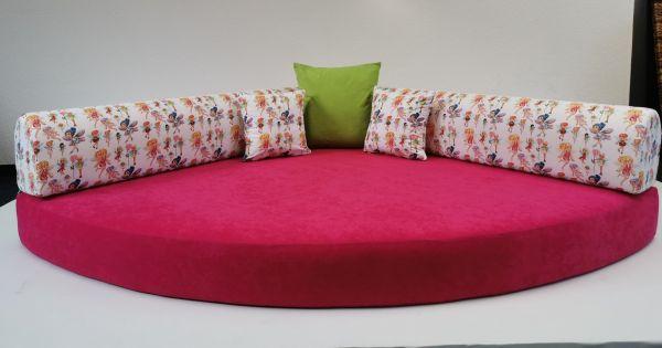Kuschelecke Elfen Pink