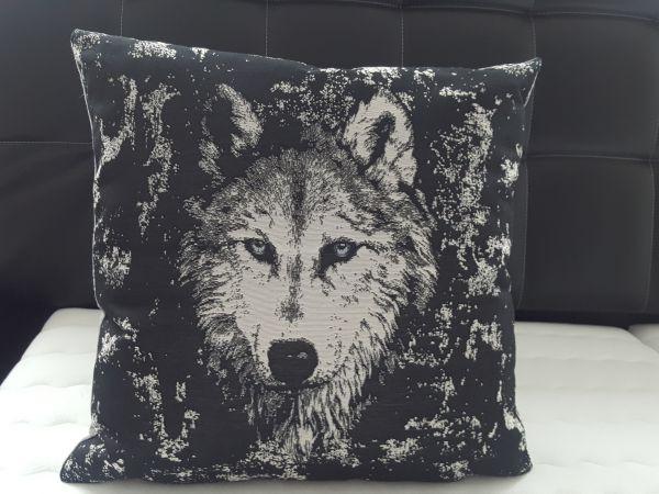 Wolfkissen