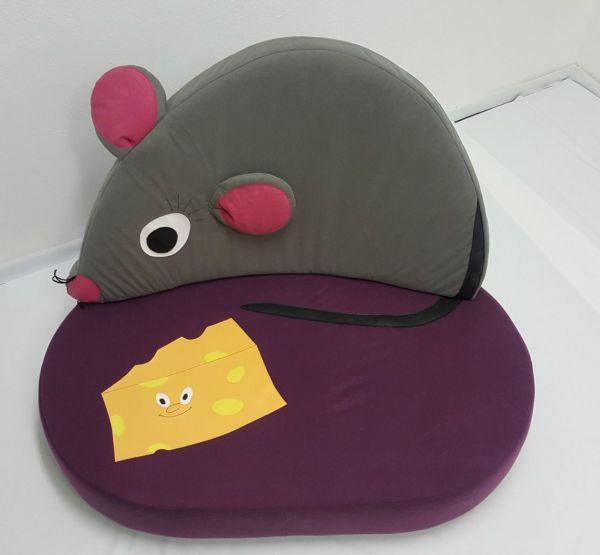 Kindersofa Maus