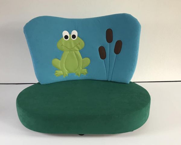 Frosch - Kindersofa