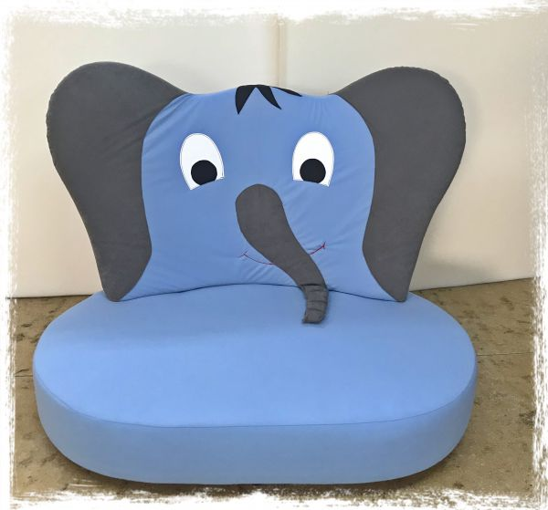 "Kindersofa ""Elefant"""